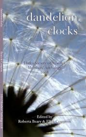 Book Cover: Dandelion Clocks